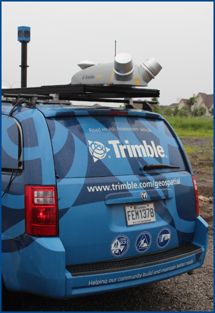 Trimble MX2